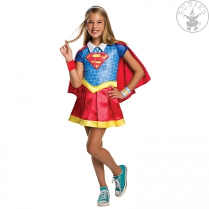 Supergirl Deluxe Child - Super Hero Girls
