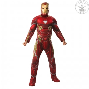 Iron Man Infinity War Deluxe - Adult