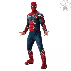 Iron Spider Infinity War Deluxe - Adult