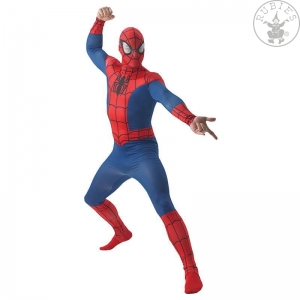 Spiderman Deluxe 2 Skin - Adult