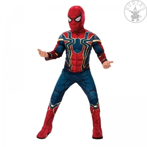 Iron Spider Infinity War Deluxe - Child